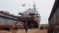"""Украинский фрегат """"Гетман Сагайдачный"""" вышел из строя после ремонтных работ"""