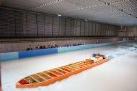 ОСК и Крыловский ГНЦ провели испытания модели ледокола «Лидер»