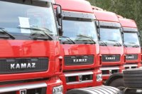 Партия автомобилей КамАЗ-5490 поставлена компании «ИТЕКО»