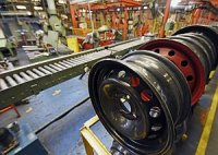 Mefro Wheels заказала металлпрокат на второе полугодие