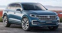 Калужский завод VW перестал собирать Touareg