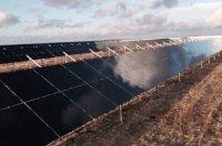 В Оренбургской области введена в эксплуатацию четвертая солнечная электростанция