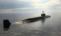 Морские ядерные силы России имеют в составе девять стратегических подлодок