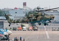 Ми-28НМ сдает госэкзамен