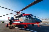 Техника холдинга «Вертолеты России» приняла участие в «Дне передовых технологий правоохранительных органов РФ»
