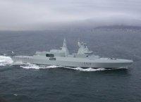 ВМС Алжира приняли на вооружение второй фрегат МЕКО A-200