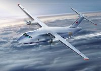 Силовые структуры России закупят более 100 новых Ил-112В