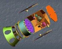 Китай готовится к запуску рентгеновского космического телескопа