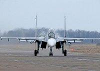 Морская авиация Балтфлота получила очередную партию истребителей Су-30СМ