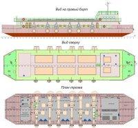 РЦПКБ выполнило новый проект несамоходной плавучей насосной станции