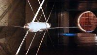 """ФГУП """"ЦАГИ"""" совершенствует методику эксперимента в трансзвуковой аэродинамической трубе"""