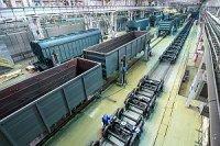 Ремонт инновационных вагонных тележек освоили работники эксплуатационного вагонного депо Анисовка