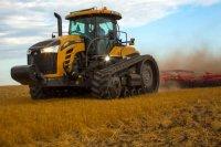 AGCO-RM представило российскому рынку новые тракторы Challenger (Видео)