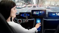 """Bosch предлагает свое видение """"умного"""" автомобиля будущего"""