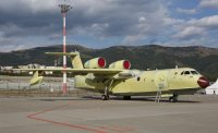Таганрогский авиационный комплекс им. Бериева строит планы по продажам самолетов-амфибий