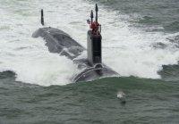ВМС США передана подлодка SSN-787 Washington класса Virginia