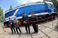 ЛТЗ передал первый тепловоз серии ТГМ8КМ для кубинских железных дорог