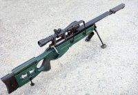В ВВО поступили новые снайперские винтовки СВ-98