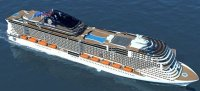 STX France передаст заказчику круизный лайнер Meraviglia