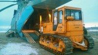 Челябинские тракторостроители поставили семь бульдозеров типа Б10М в отдаленные поселки Чукотки