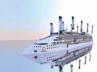 Arctech Helsinki Shipyard построит инновационное судно «Экошип»