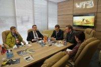 ЧТЗ заключил соглашение на реализацию своих машин через «Сбербанк Лизинг»