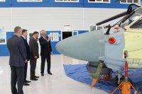 Председатель законодательного собрания Приморского края посетил ПАО ААК «Прогресс»