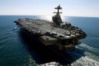 ВМС США передан атомный авианосец Gerald R. Ford