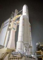 С космодрома Куру стартовала ракета-носитель Ariane 5 со спутниками связи