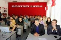 Ростсельмаш открыл учебный класс в латвийском университете