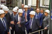 Кировский завод посетил руководитель дирекции по ядерному оружейному комплексу ГК «Росатом»