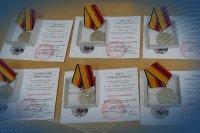 Сотрудники «Швабе» награждены медалями Минобороны