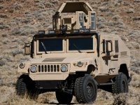 Сербия получила американские бронеавтомобили HMMWV