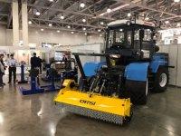 «ХТЗ-Белгород» представило мульчерный комплекс на базе трактора ХТЗ-150К