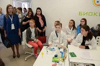 """ОАК и """"Авиастар-СП"""" запустили программу для будущих авиастроителей в Ульяновске"""