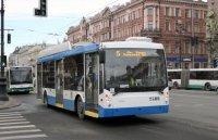 80 троллейбусов «Тролза» будут поставлены в Санкт-Петербург