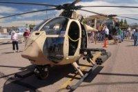 Саудовская Аравия получила первую партию новых вертолетов AH-6i Little Bird
