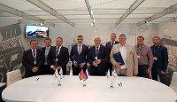 """""""БелАЗ"""", """"Талтэк"""" и ГТЛК подписали соглашение о партнерстве и стратегическом сотрудничестве"""