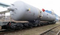 На «Уралхиммаше» началась отгрузка оборудования для Мубарекского ГПЗ