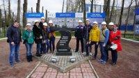 Молодые специалисты Колпинской площадки «Северстали» посетили СНСЗ