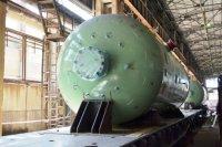 Компания «АЭМ-технологии» завершила изготовление ёмкостей системы безопасности для Белорусской АЭС