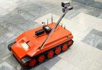 В Томском госуниверситете создали робота-разведчика, устойчивого к ядам и радиации