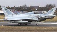 BAE Systems закрыла контракт по истребителям Eurofighter Typhoon для Саудовской Аравии