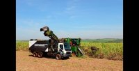 Volvo тестирует самоуправляемый грузовик с автоматизированным рулевым управлением для перевозки сахарного тростника