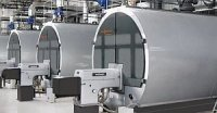 В Липецкой области открылся завод по производству промышленных котлов Vitomax