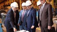"""На """"Невском заводе"""" будут реализованы новые проекты по локализации производства энергооборудования"""