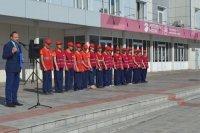 У-УАЗ организовал летнюю трудовую практику для школьников