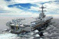 Новейший авианосец США USS Gerald R. Ford столкнулся с «проблемами в основных вещах»