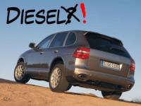 Дизельные автомобили могут попасть под запрет в Германии