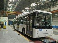 """Автобусы """"НефАЗ"""" отправятся в Хабаровск"""
